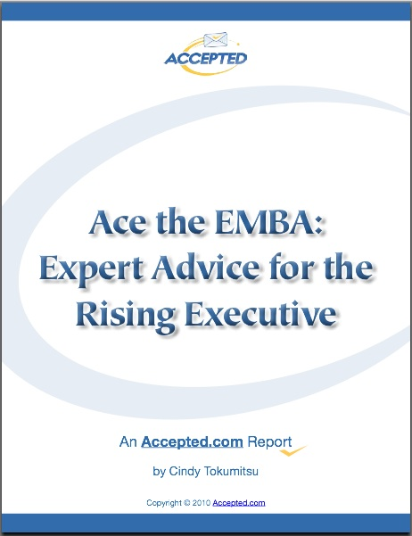 Ace the EMBA