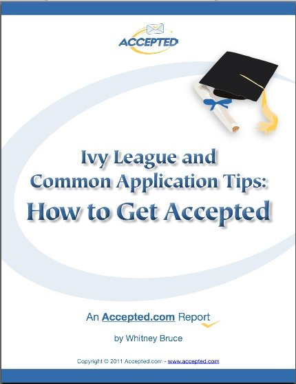 ivy league college essay